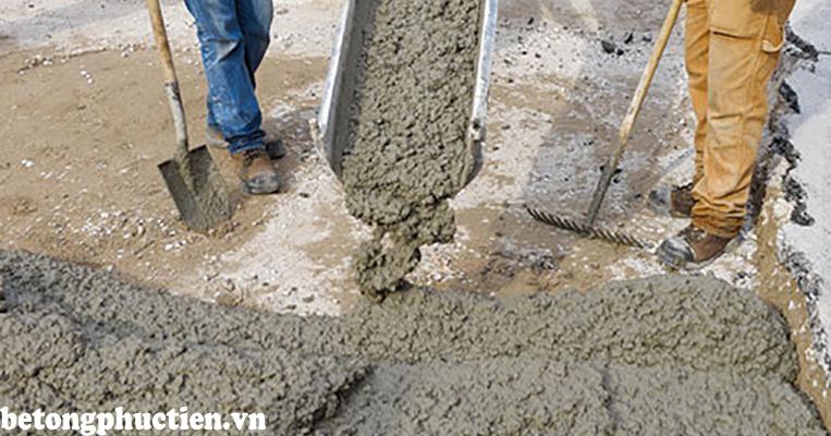 Vị trí đổ bê tông là 1 trong 5 chú ý khi sử dụng bê tông tươi